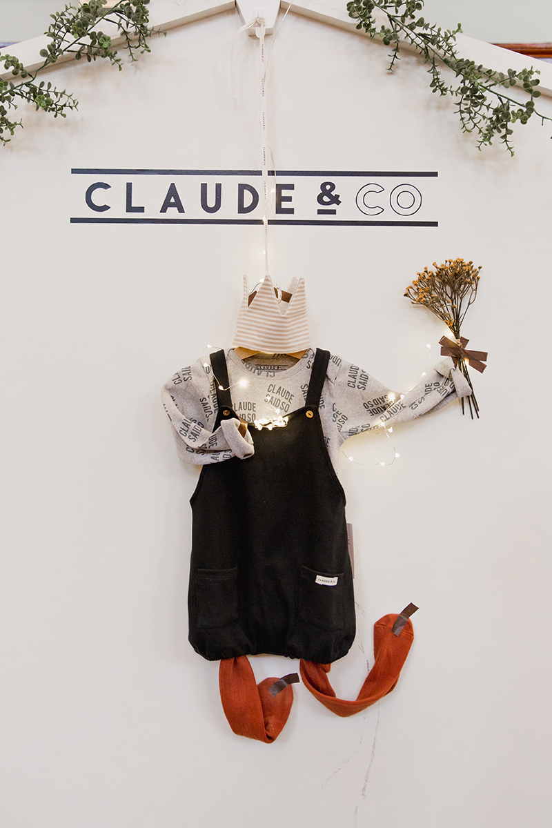 ShopUp London Holiday 2018 claude and co